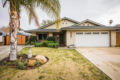 Simi Valley Single Family Home For Sale: 2188 Guerne Avenue