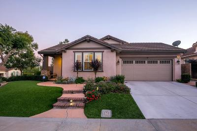 Moorpark Single Family Home For Sale: 14718 Corkwood Drive