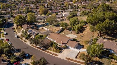 Thousand Oaks Single Family Home For Sale: 826 Calle Catalpa