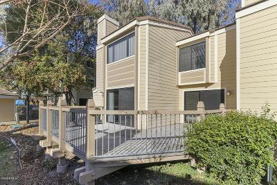 Westlake Village Condo/Townhouse For Sale: 1168 South Westlake Boulevard #A