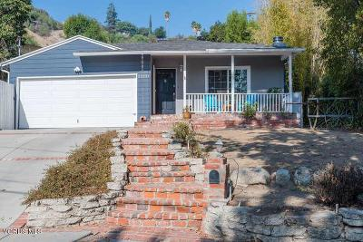Woodland Hills Single Family Home For Sale: 22231 De La Osa Street