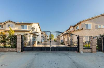 Mission Hills San Fernando Single Family Home For Sale: 14570 Fox Street #5
