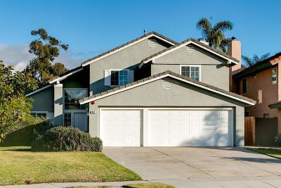 Ventura Single Family Home For Sale: 430 Newport Avenue