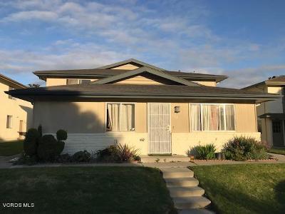 Ventura Condo/Townhouse For Sale: 1132 Chalmette Avenue