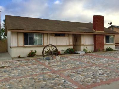 Oxnard Single Family Home For Sale: 834 West Channel Islands Boulevard