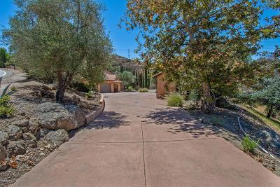 Thousand Oaks Single Family Home For Sale: 243 Rimrock Road