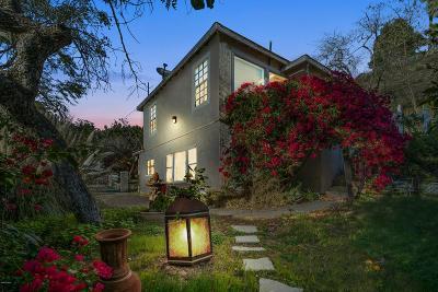 Camarillo Single Family Home For Sale: 845 Mission Drive