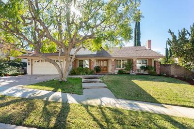 Thousand Oaks Single Family Home For Sale: 384 Queensbury Street