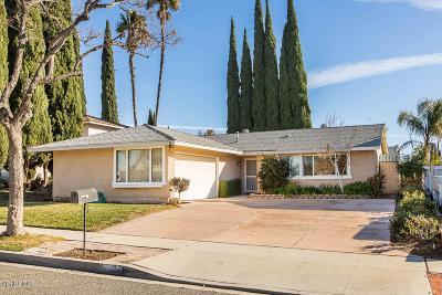 Simi Valley Single Family Home For Sale: 2552 Loretta Circle