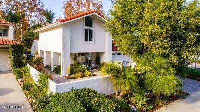 Westlake Village Single Family Home For Sale: 3803 Bowsprit Circle