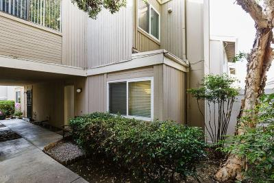 Ventura Condo/Townhouse For Sale: 1275 Seacliff Court #7