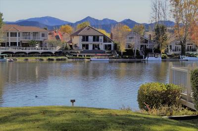 Westlake Village Condo/Townhouse For Sale: 1156 South Westlake Boulevard #B