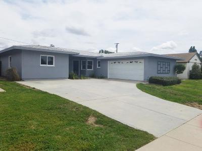 Camarillo Single Family Home For Sale: 826 Calle La Rocha