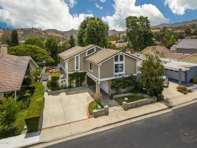 Westlake Village Single Family Home For Sale: 3922 Freshwind Circle