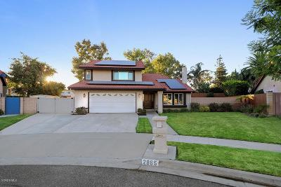 Simi Valley Single Family Home Active Under Contract: 2865 Ian Street
