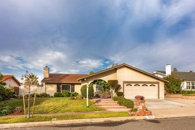 Simi Valley Single Family Home For Sale: 3325 Texas Avenue