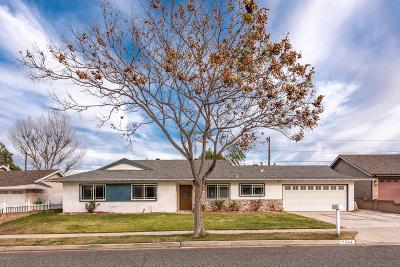 Simi Valley Single Family Home For Sale: 1244 El Monte Drive
