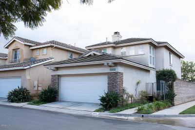 Camarillo Single Family Home For Sale: 4414 Las Veredas Place