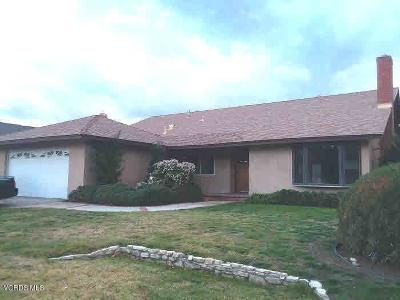 Simi Valley Single Family Home For Sale: 5924 East Fasley Avenue