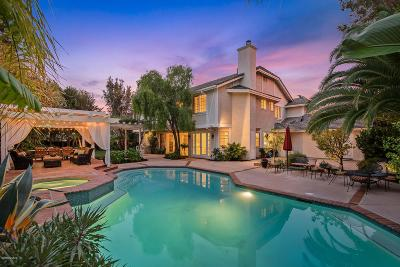 Agoura Hills Single Family Home Sold: 29415 Weeping Willow Drive