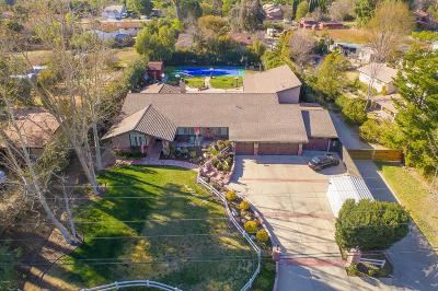 Agoura Hills Single Family Home For Sale: 5511 Fairview Place