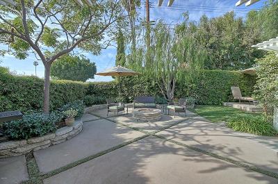 Ventura Single Family Home For Sale: 325 Dayloma Avenue