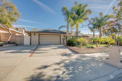 Simi Valley Single Family Home For Sale: 2780 Beth Place