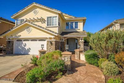 Newbury Park Single Family Home For Sale: 187 Midbury Hill Road