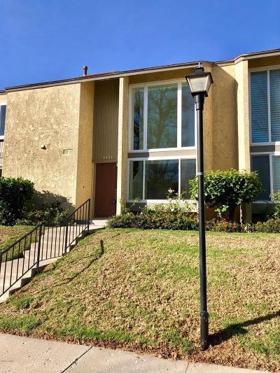 Ventura Condo/Townhouse For Sale: 1631 Beagle Court