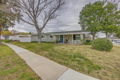 Simi Valley Single Family Home For Sale: 4949 Beech Court
