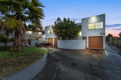 North Hollywood Condo/Townhouse For Sale: 7810 Laurel Canyon Boulevard #2