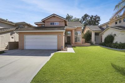 Simi Valley Single Family Home For Sale: 3864 San Gabriel Street
