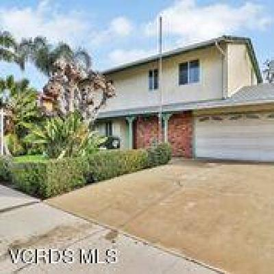 Simi Valley Single Family Home Active Under Contract: 1308 Haven Avenue