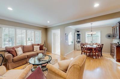 Long Beach Single Family Home For Sale: 3463 Volk Avenue