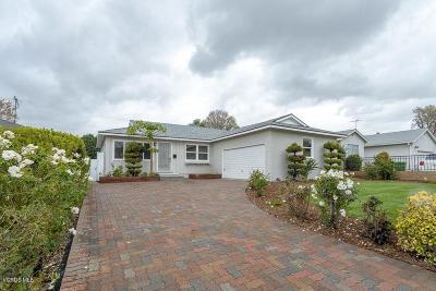 Single Family Home For Sale: 8513 Chimineas Avenue