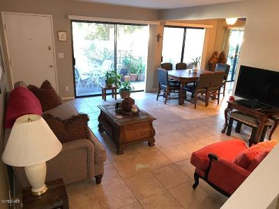 Westlake Village Condo/Townhouse For Sale: 2871 Instone Court