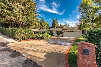 Camarillo Single Family Home For Sale: 1862 Ramona Drive