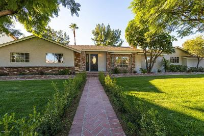 Single Family Home For Sale: 8735 Balboa Boulevard