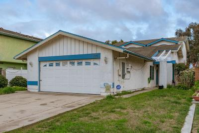 Oxnard Single Family Home For Sale: 1120 Nelson Place