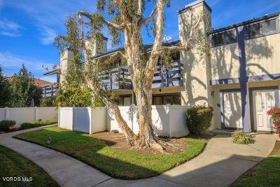 Simi Valley Condo/Townhouse For Sale: 2849 Tapo Street