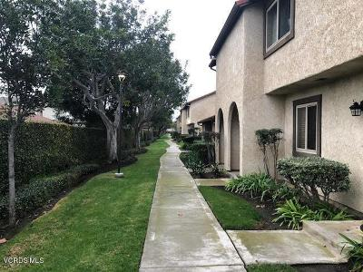 Oxnard Condo/Townhouse For Sale: 3195 Kelp Lane
