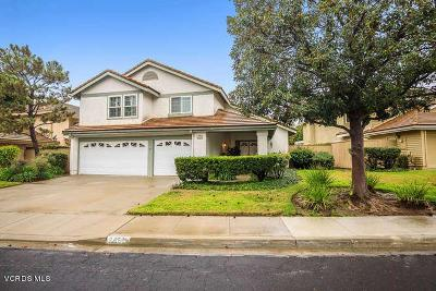 Moorpark Single Family Home Active Under Contract: 4459 North Terracemeadow Court
