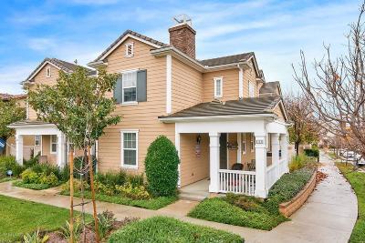 Ventura County Condo/Townhouse For Sale: 8120 Onyx Street
