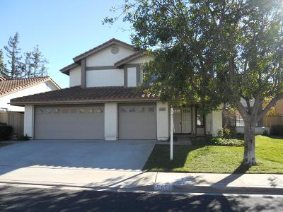Moorpark Single Family Home For Sale: 12650 Hillside Drive