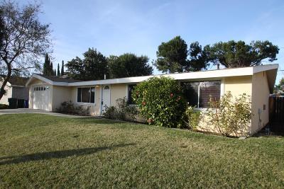 Thousand Oaks Single Family Home For Sale: 655 East Avenida De Los Arboles