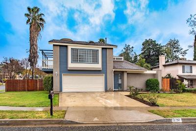 Simi Valley Single Family Home For Sale: 2794 Currier Avenue