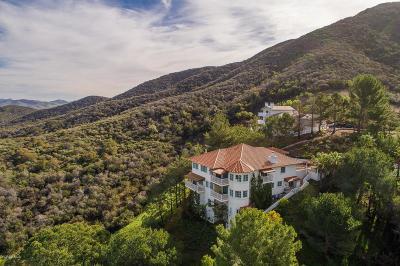 Ventura County Single Family Home For Sale: 456 McKnight Road