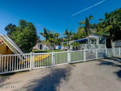 Ventura Single Family Home For Sale: 7057 North Sunland Avenue