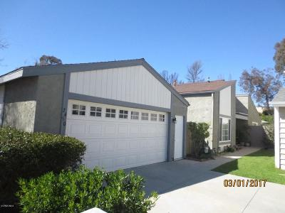 Simi Valley CA Single Family Home For Sale: $425,000