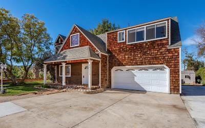 Thousand Oaks Single Family Home For Sale: 2639 Los Feliz Drive